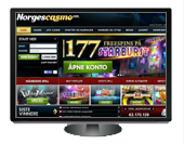 norgescasino anbefalt norsk nettcasino